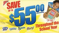 Kraft$55Savings