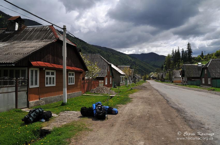 вулиця Усть-Чорної