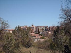 les villages autour de Marseille