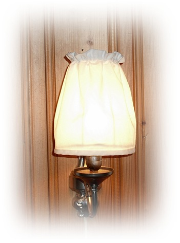Lampettskjerm
