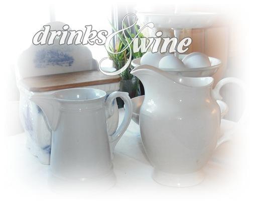 drinks og wine