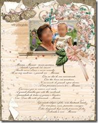 página poema