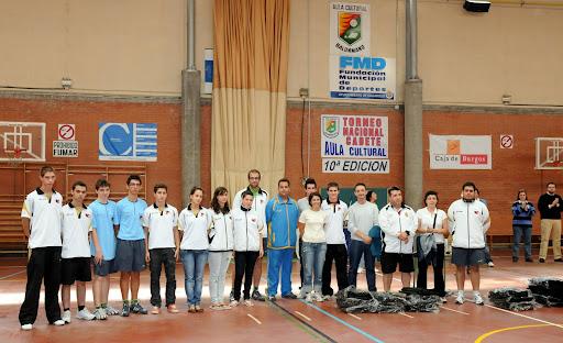 X Torneo Nacional Cadete Aula
