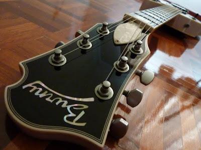 Hookup fernandes guitars by headstock shape & logo