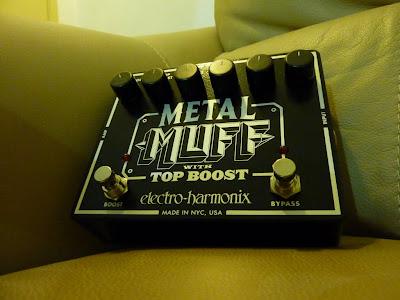 <br><b>EHX Metal Muff</b>