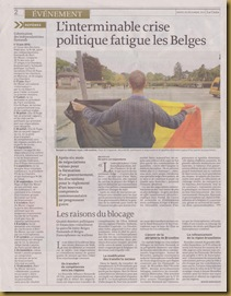 Belgica La Croix (1) primièra partida
