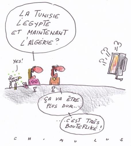 ALGERIE Boutefliké