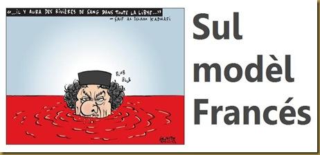 Líbia França