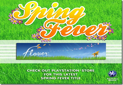 Close out Winter with PSN's Spring Fever
