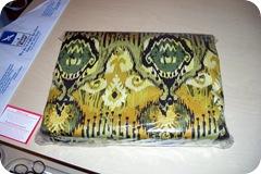 Ikat Cotton fabric-EOS-2-2011