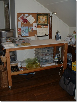 ironing station 027