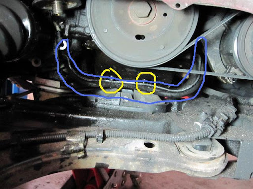 oil pan removal: my how-to, my hell  grand prix forums
