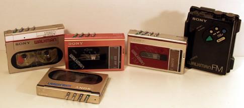 31 años del Walkman 30