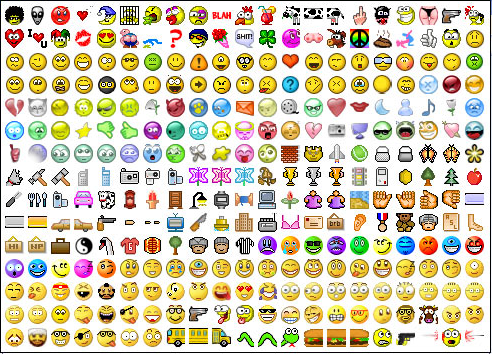 how to make your own emoticons