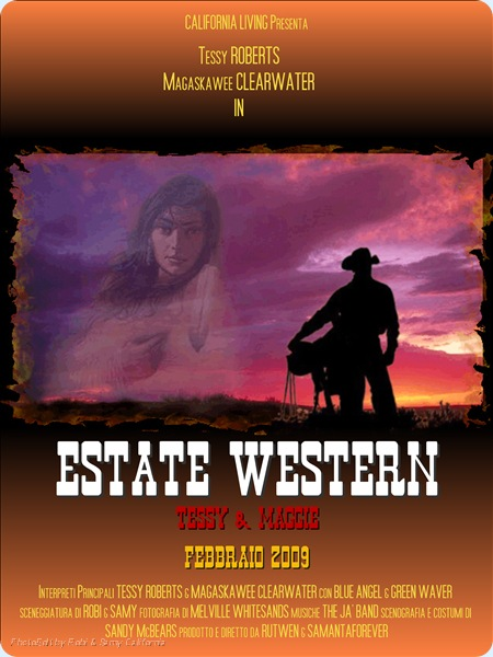 0 Estate Western MoviePoster firme