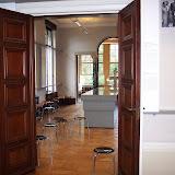 Vy mot rummet där Wannsee-konferensen hölls