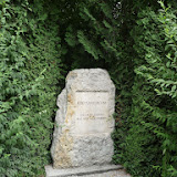 Minnesmärke vid krematorium