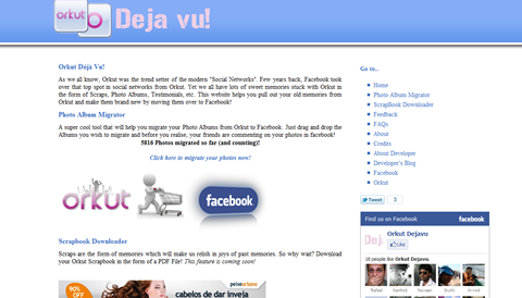Fotos do orkut para o facebook 19