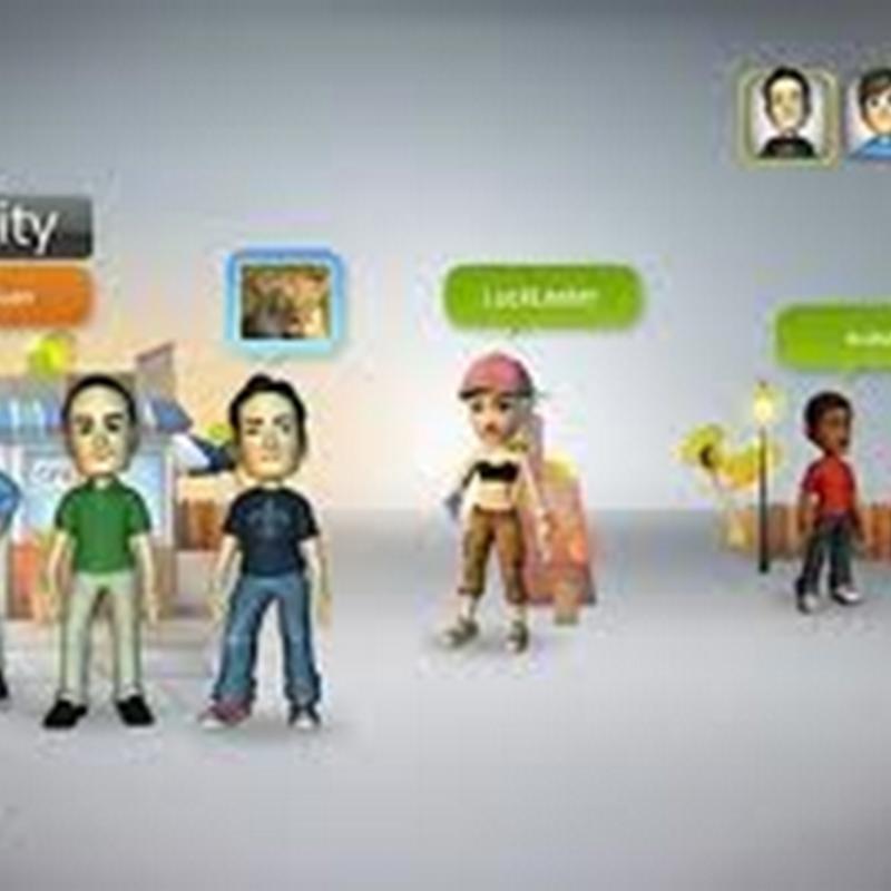 Microsoft divulga Mega atualização do Xbox Live
