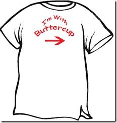 buttercup tshirt