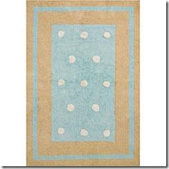 dot rug