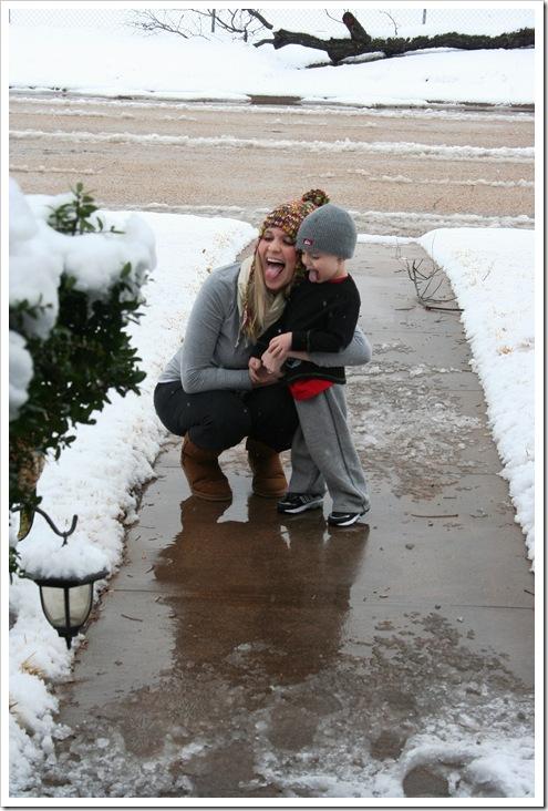 Quinn Feb 11-14, 2010 Brittney BirthD, Valentine, Snow,  (1)