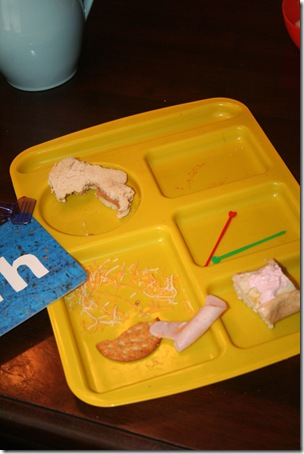 letter H lunch, meals 005