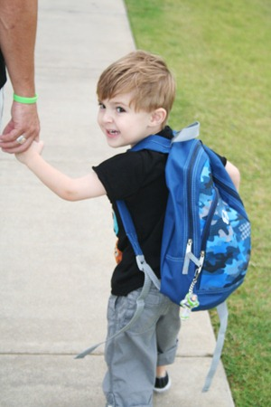 first day of school 2010 041