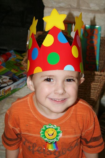 Quinn's 4th Birthday Party 003