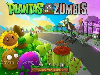 Plantas vs Zumbis Em Português