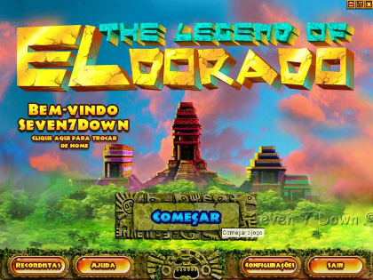 The legend of El Dorado Em Português