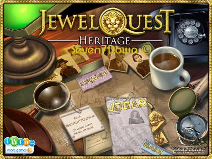 Jewel Quest 4: Heritage Em Português