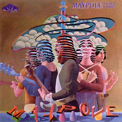Maypole ~ 1970 ~ Maypole
