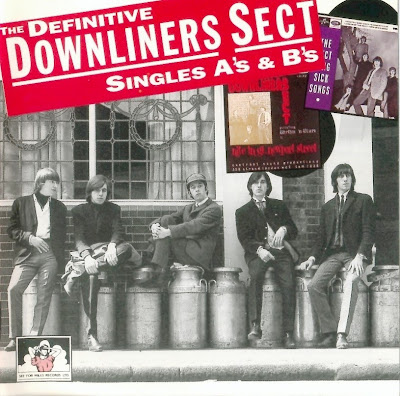 the Downliners Sect ~ 1994 ~ The Definitive Downliners Sect Singles A's & B's