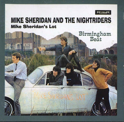 Mike Sheridan & The Nightriders ~ 1983 ~ Birmingham Beat