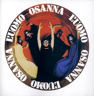 Osanna ~ 1971 ~ L'Uomo
