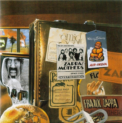 Frank Zappa & the Mothers ~ 1973 ~ Over-Nite Sensation