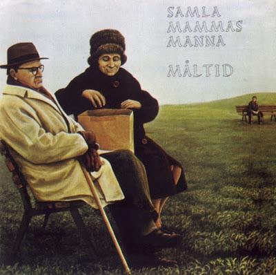 Samla Mammas Manna ~ 1973 ~ Måltid