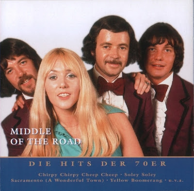 Middle Of The Road ~ 2004 ~ Nur das Beste - Die Hits Der 70er