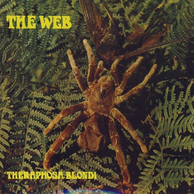 the Web ~ 1969 ~ Theraphosa Blondi