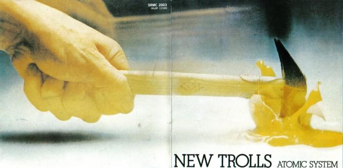 New Trolls ~ 1973 ~ Atomic System