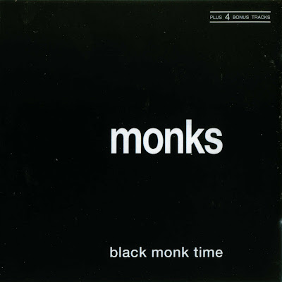 Monks ~ 1966 ~ Black Monk Time