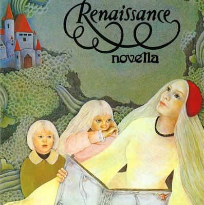 Renaissance ~ 1977 ~ Novella