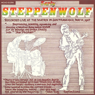 Steppenwolf ~ 1969 ~ Early Steppenwolf