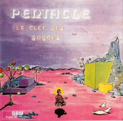 Pentacle ~ 1975 ~ La Clef Des Songes