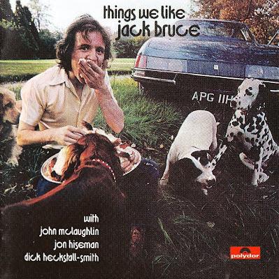 Jack Bruce ~ 1970 ~ Things We Like