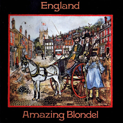 Amazing Blondel ~ 1972 ~ England