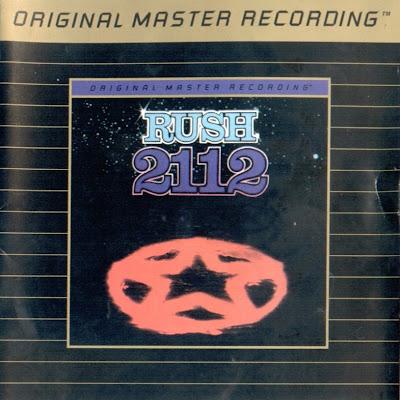 Rush ~ 1976 ~ 2112