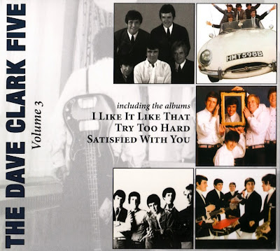 Volume 3 : 1965 - I Like It Like That, 1966 - Try Too Hard, 1966 - Satisfied With You