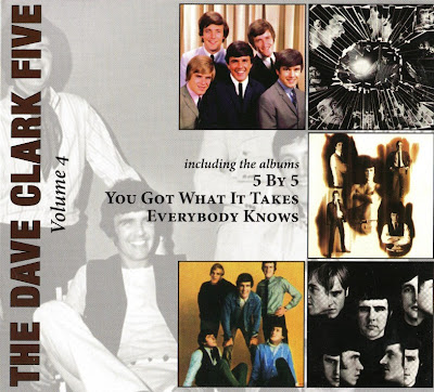 Volume 4 : 1967 - 5 By 5, 1967 - You Got What It Takes, 1968 - Everybody Knows